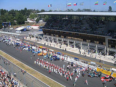 The Le Mans 24 Hour Race
