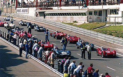 Historic Sportscars at Spa